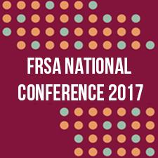FRSA National Conference 2017