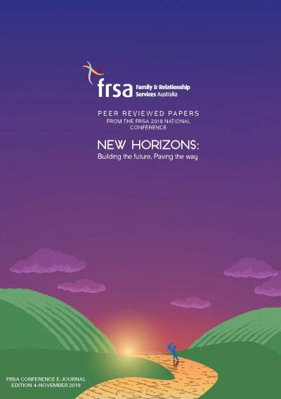 2019 FRSA ejournal cover